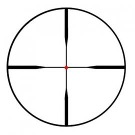 (9121) Konus Richtkijker Konuspro-Plus 3-12x50 Met Verlicht Dradenkruis