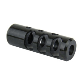 (9017) .308 / 7.62 Full size Muzzle Brake M15x1mm RH