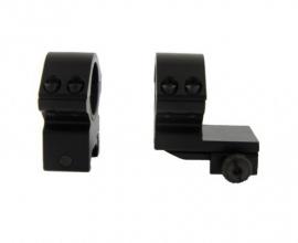 (9301) Konus Montage set 25-30mm Dual-T
