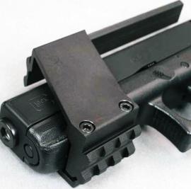 (1161) universele pistool montage
