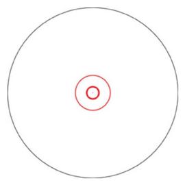 (9356) Vortex Red Dot Richtkijker Spitfire 1x-AR