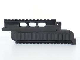 (2130) VZ.58 / CZ858 aluminum quad rail handguard