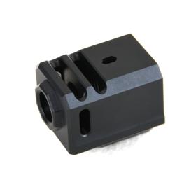 "(9021) Glock Compensator 9mm (gen-3) 1/2""x28 TPI"