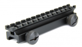 "(1265) AR15 3/4"" Height medium Riser Mount"