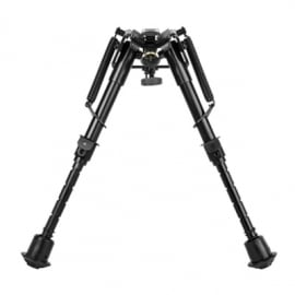 (2210) Precision Grade Bipod - Compact Friction with 3 adapters