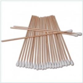 (5262) Mop sticks / cotton swabs