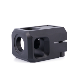 (9030) Pistol Compensator 9mm 13.5x1mmLH