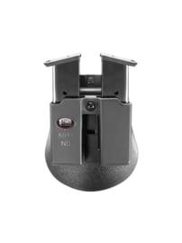 (2038) Fobus 6911ND roto magazijntas voor 9mm single stack magazijnen