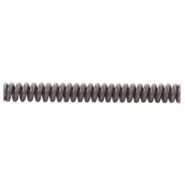 (1330) AR-15/M16 EJECTOR/ SLECTOR SPRING / uitwerper veer CS (Chrome Silicon)