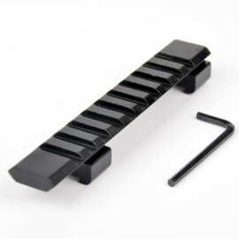 (8070) 11mm to 20mm adaptor 10 slots