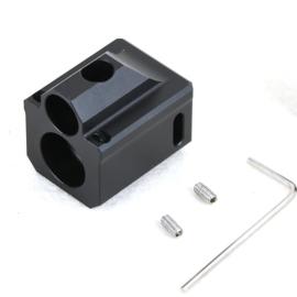 (9029) Glock Compensator 9mm (gen-3) M13.5x1mm LH