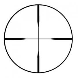(9111) Konus Zielfernrohr Konuspro 3-9x32 Inklusive Montierung