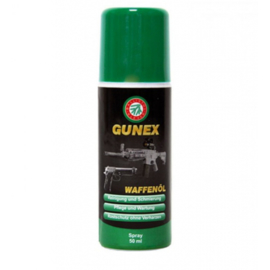 (5025) Gunex Oliespray 50ml