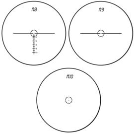 (9340) Konus Richtkijker Konuspro EL-30 4-16x44 Met 10 Dradenkruizen