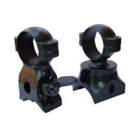 (1130) Mauser K98 98K Scope Mount with split rings for the Zf.39