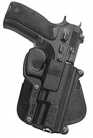 (2027) Fobus paddle holster CZ-75