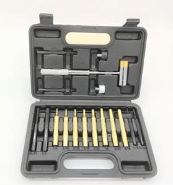 (1234) 17 piece Austreiber-Set  mit hammer