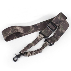 (1935) One Point Bungee Rifle Sling Camo