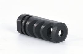 "(8904) .308 / 7.62 Severe-Duty 3 Chamber Muzzle Brake 5/8""x24 TPI"