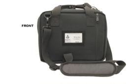 (3014) UTG Double Pistol Range Bag - Black