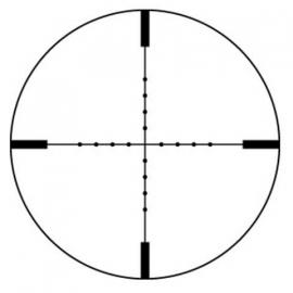 (9152) Vortex Viper 6.5-20x50 PA Richtkijker, Mil Dot Dradenkruis