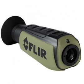 (9330) FLIR Scout II 320 Thermal Imaging Camera