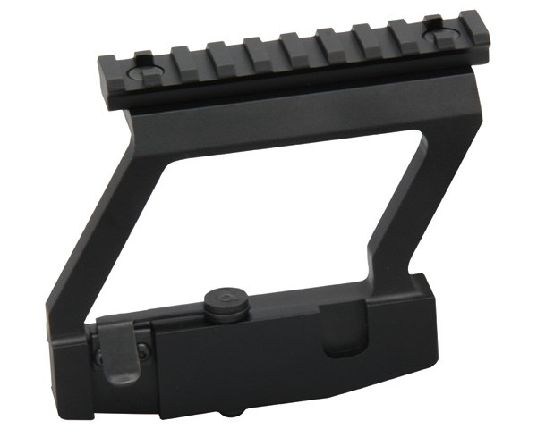 1111) CZ858 / VZ 58 short optics mount | CZ858 / VZ58 parts