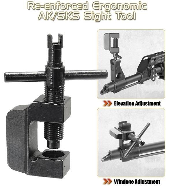 (1222) AK-47 Korrel sleutel/tool