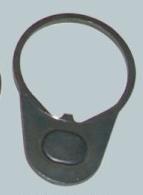 (3318) AR15 Kolf slotplaat