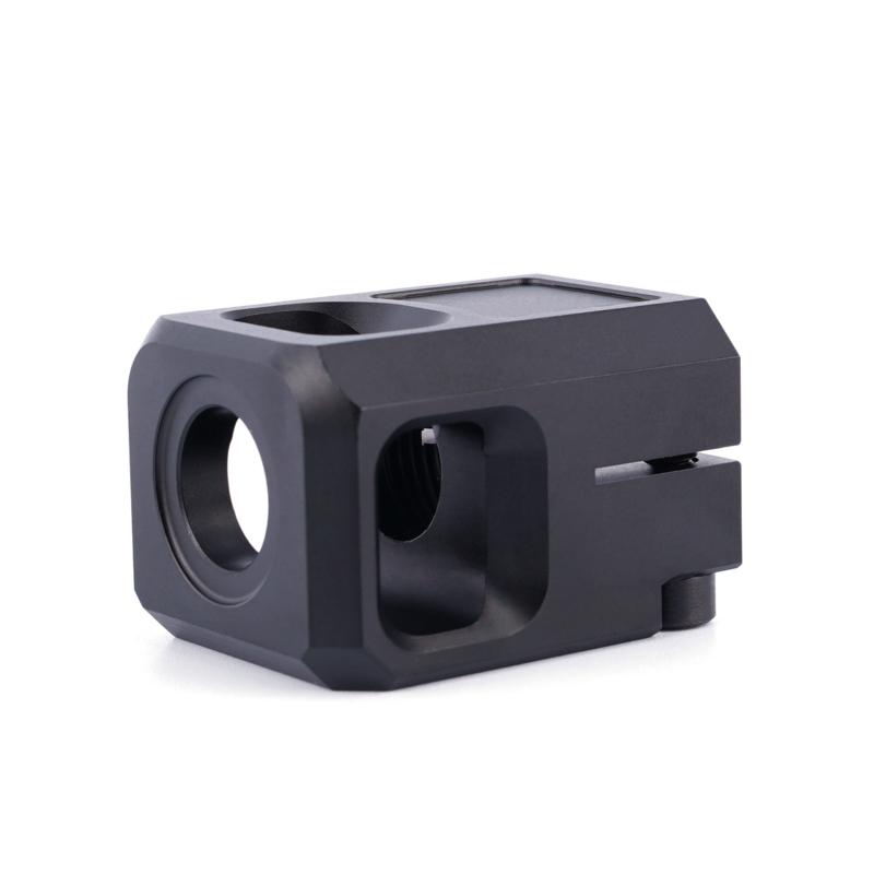 (9030) Pistolen Kompensator 9mm 13.5x1mmLH