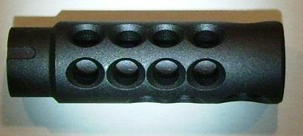 (9000) Compensator 14 port VZ.58/ CZ 858 M14x1mm RH