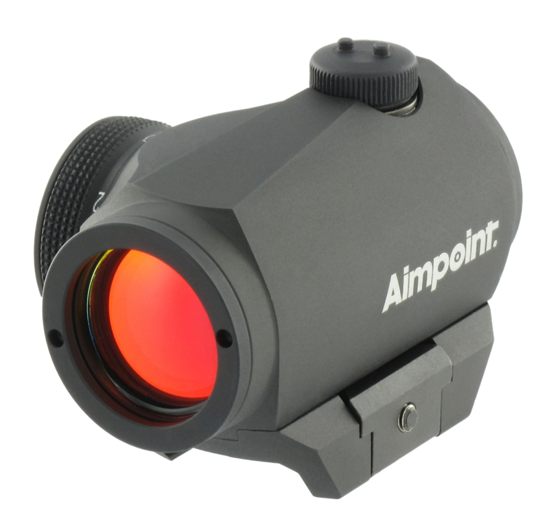 (7220) Aimpoint Micro H-1 met montage
