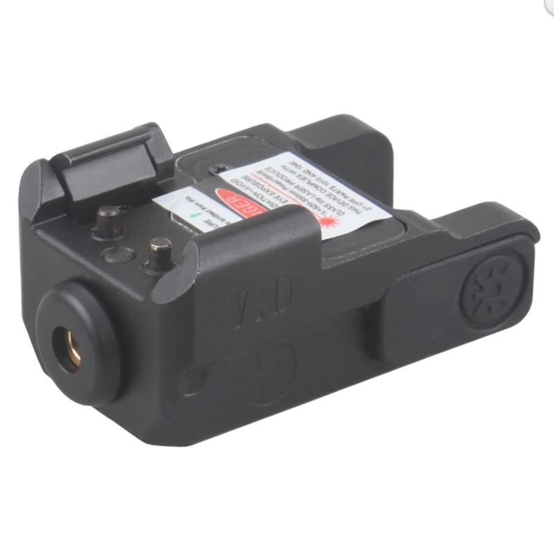 (1277) Kompakter grün Laser