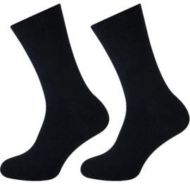Thermo sokken - Zwart - 2 Paar