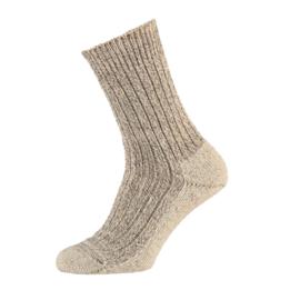 Worker - Noorse sokken - 100% Wol - Grijs