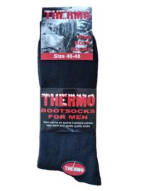 Thermo Sokken - Bootsocks - 3 Paar