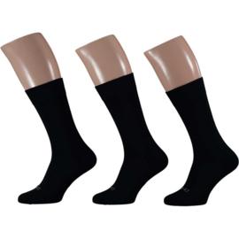 Merino Wollen Sokken - Navy - 3 Paar
