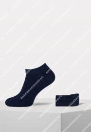 Pierre Cardin - Sneakersokken - Navy - 9 Paar