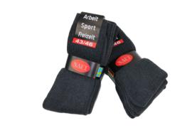 Sportsokken - Grijs - 10 Paar