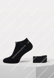 Pierre Cardin - Sneakers - Zwart - 9 Paar