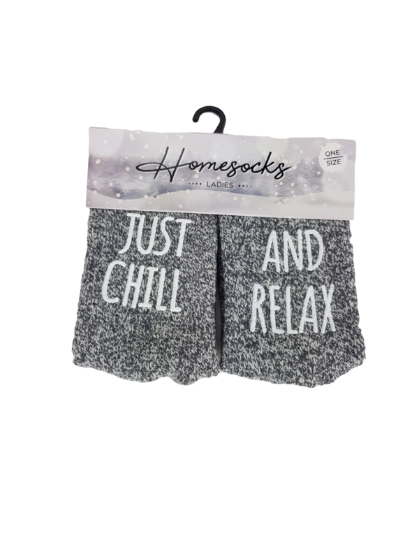 Huissokken - Just Chill And Relax