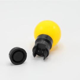 Kant en klare prikkabels met gekleurde led priklampen 1 Watt