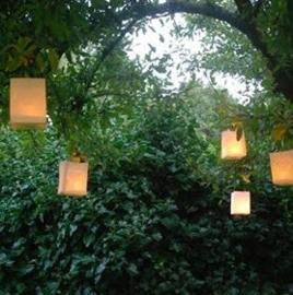 Candlebag met ophang beugel