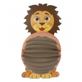 Lampion leeuw