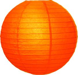 Oranje lampionnen 50 cm