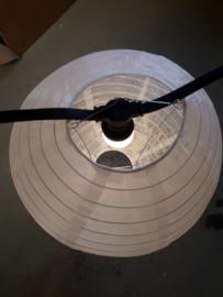 20 witte buiten lampionnen + prikkabel led verlichting