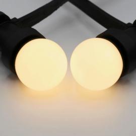 Led lamp 2 Watt melkwit 2650K - dimbaar