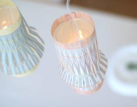 Weave lantaarntjes Jurianne Matter - 7 stuks