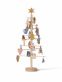 Advent tree van Jurianne Matter