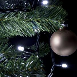 Kerstverlichting koppelbaar - helder wit 10 meter